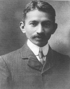 Gandhi suit
