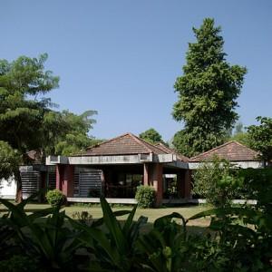 Gandhi home