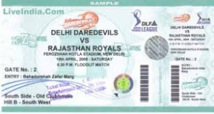 Indian Premier League Tickets for 2016 season|how to get ticket of ipl|ipl ticket|from where we can buy ipl ticket
