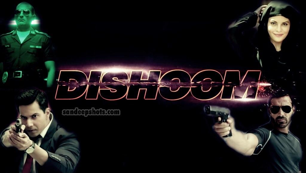 Dishoom Official Trailer | John Abraham| Varun Dhawan| Jacqueline Fernandez|story dhishoom