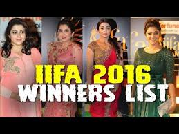International Indian Film Academy Awards/Winners (2016)