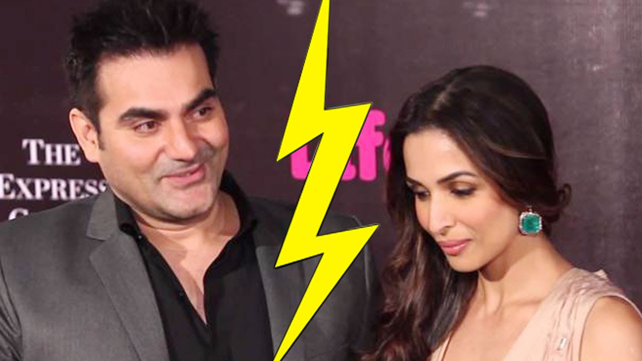 Malaika Arora And Arbaaz Khan File For Divorce