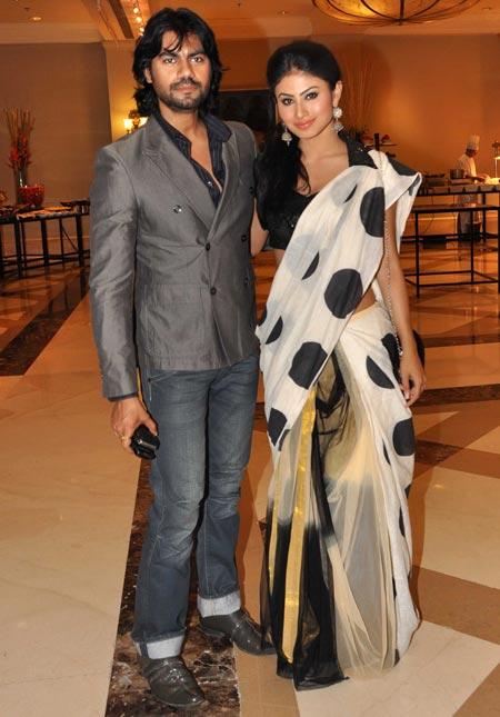 Mouni Roy's Ex-Lover Gaurav Chopra Comes Back In Her Life