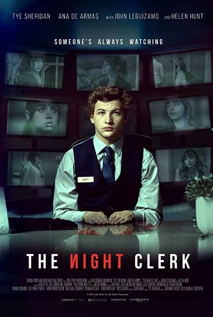 'The Night Clerk Cast, Release Date, Wiki, Budget, Plot, Trailer Movie 2020 | DNewsCafe