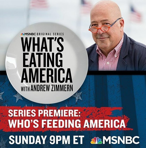 'What's Eating America' MSNBC Chefs, Host, Wiki, Release Date, Episodes 2020 with Andrew Zimmern | DNewsCafe
