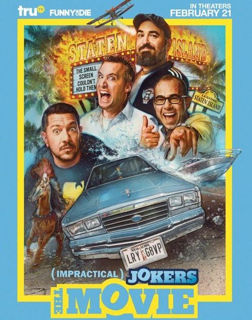 'Impractical Jokers' Cast, Wiki, Trailer, Release Date, Box Office, Budget, Movie 2020 | D NewsCafe